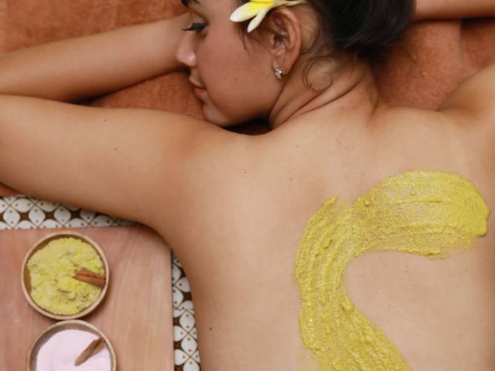 Balinese Lulur Body Scrub
